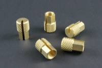 Capillary Nut for Varian 1078 Injector Brass Column Scale Nut