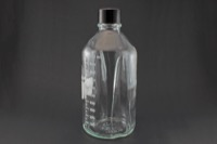 1000ml Graduated Lab Bottle (includes Cap w/ Hole)